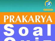 Soal Prakarya dan Kewirausahaan Kelas XII (Kerajinan dan Pengolahan)