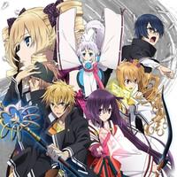 جميع حلقات انمي Tokyo Ravens مترجم عدة روابط