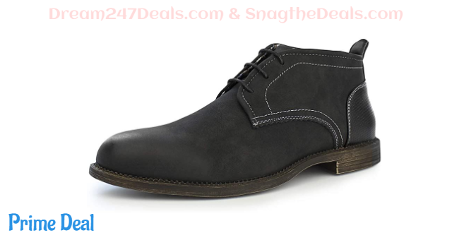 Men's Classic Desert Shoes Chukka Boots 50%OFF