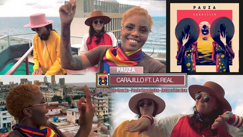 PAUZA & La Real - ¨Carajillo¨ - Videoclip - Dirección: Rolando Gracia - Paula Fernández - Zahira Sánchez. Portal Del Vídeo Clip Cubano