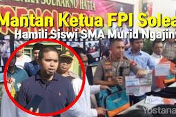 Mantan Ketua FPI Solear Hamili Siswi SMA Murid Ngajinya