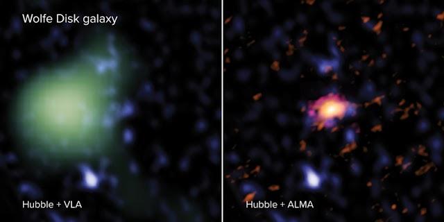 Ο γαλαξίας «που δεν θα έπρεπε να υπάρχει» στο σύμπαν