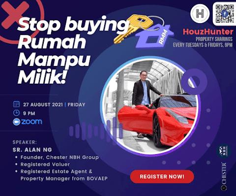 HouzHunter: Stop Buying Rumah Mampu Milik!
