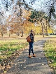 Strolling in Suede