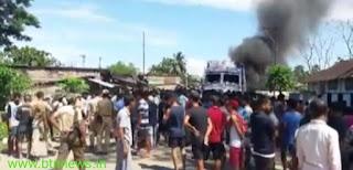road accident in Kabuganj.