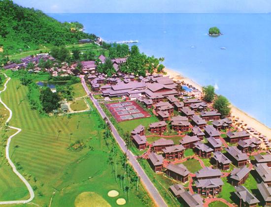 Hotel Berjaya Tioman Beach Resort