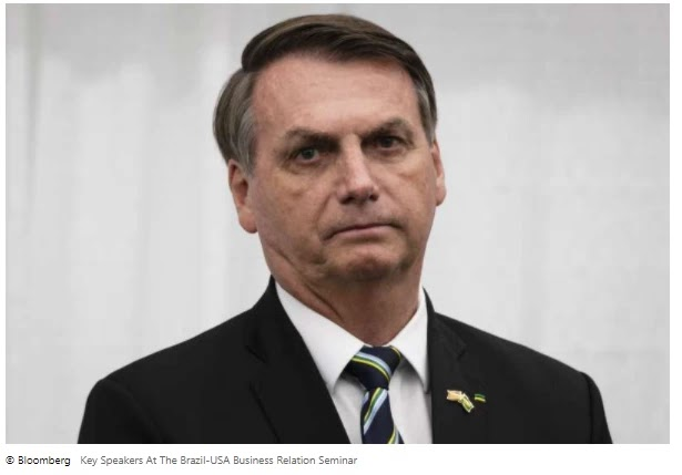 Bolsonaro said his government had agreed to buy the Chinese vaccine