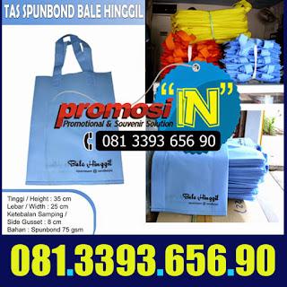 Pengrajin Tas Spunbond di Surabaya