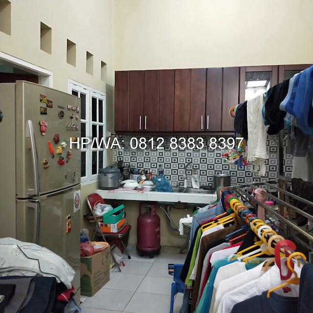 Dapur Jual Murah Rumah 2 Lantai, Lokasi Sangat Strategis, Di Pasar 1 Asam Kumbang Ring Road Medan Sumatera Utara