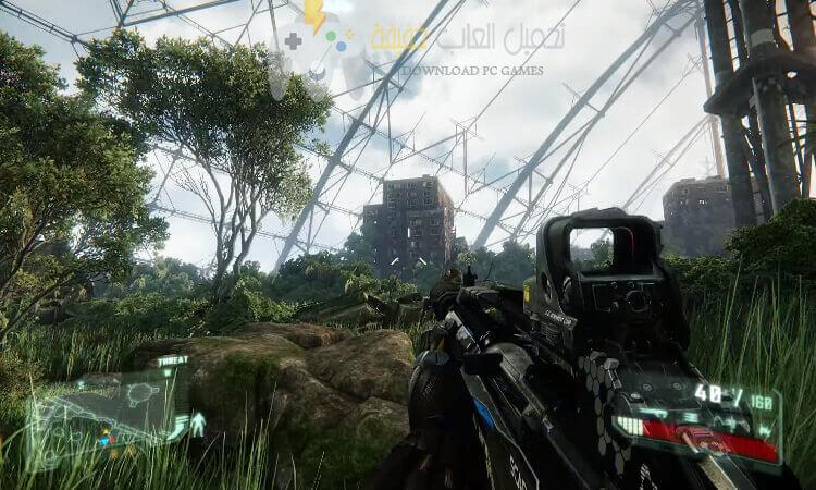 تحميل لعبة Crysis 3 مضغوطة للكمبيوتر