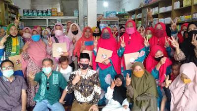 Aman Dukungan Penuh Dari Perwiritan Ibuk Ibuk Rt.02 /Rw.08 Boncah Mahang.