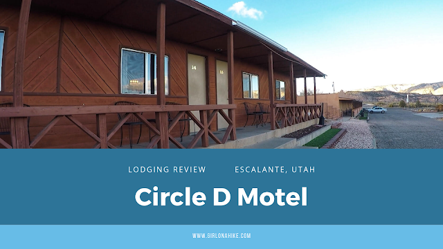Lodging Review: Circle D Motel, Escalante, Utah