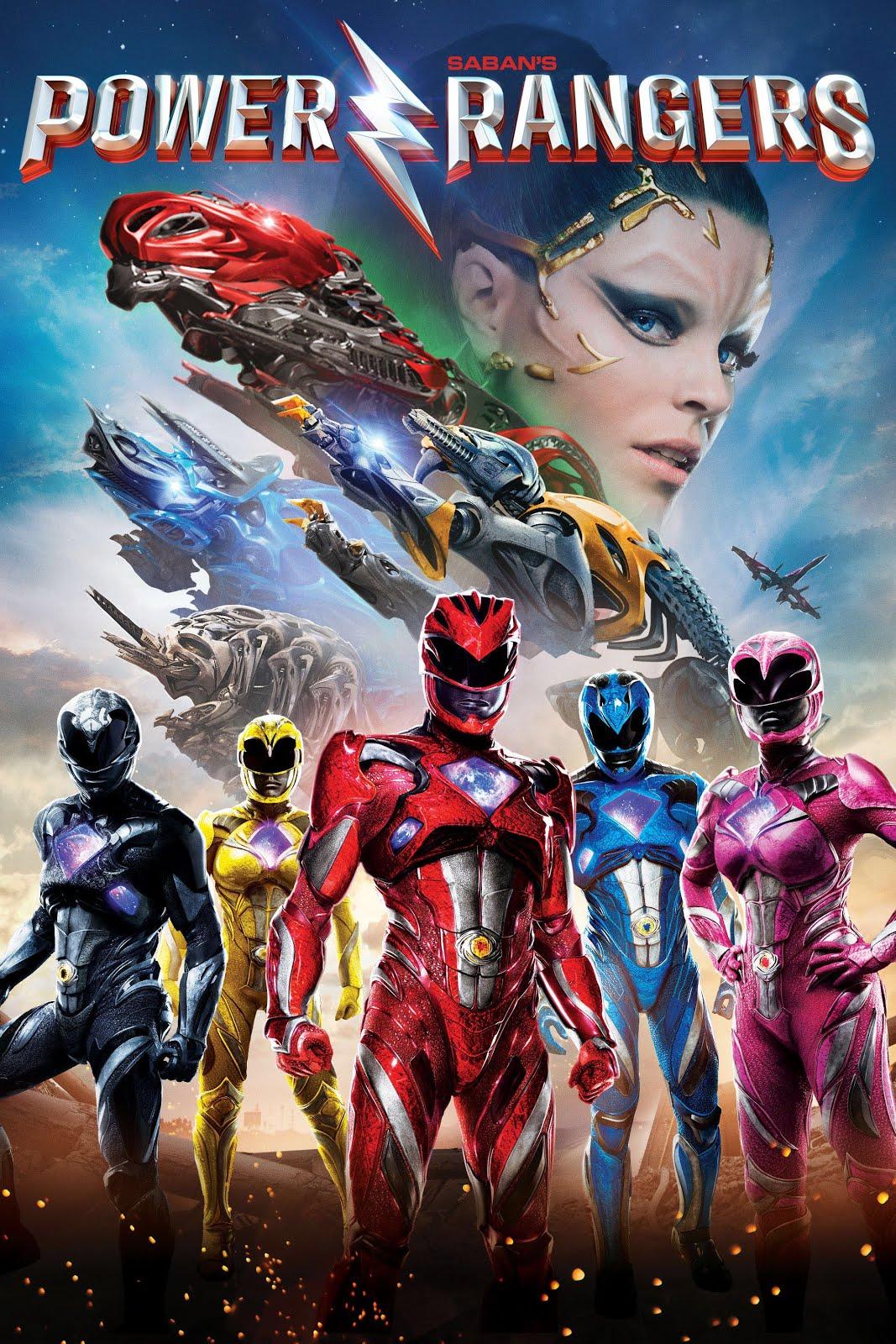 Power Rangers (2017) Dual Audio [Hindi English] Bluray ESubs