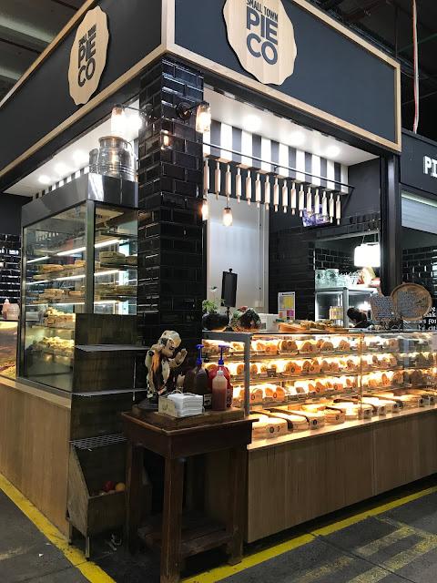 Melbourne, South Melbourne Market, pie shop