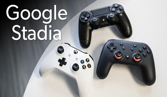 use your own controllers to play Google Stadia