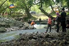 Libur Panjang, Sumber Air Growgoland Ramai Pengunjung