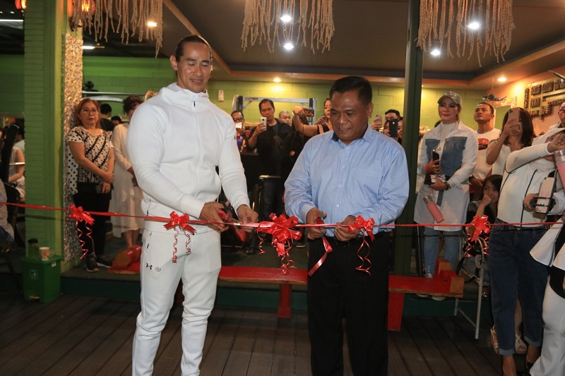 Pangdam III/Siliwangi Resmikan Grand Opening Rai Fitnes Bandung