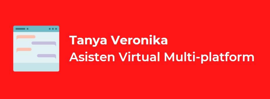 veronika asisten virtual