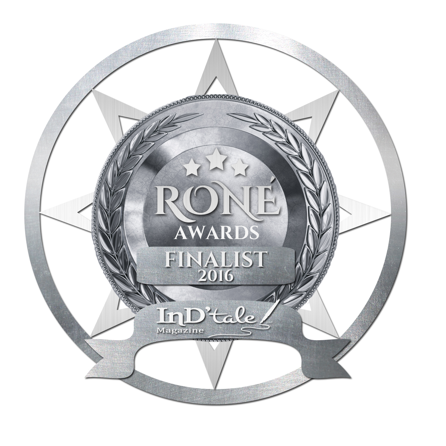 RONE Award Finalist for Best Suspense--The Captive