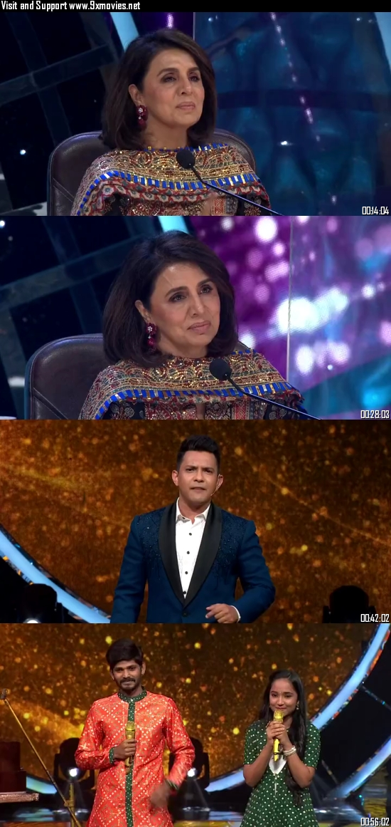 Indian Idol 28 March 2021 HDTV 480p 300MB