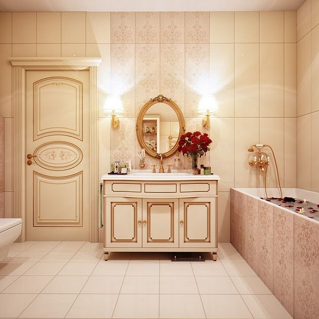 Bathroom Design In Bedroom