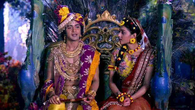 Star Bharat Radha Krishna 21 july episode