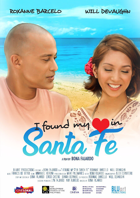 I Found my heart in Santa Fe official Poster