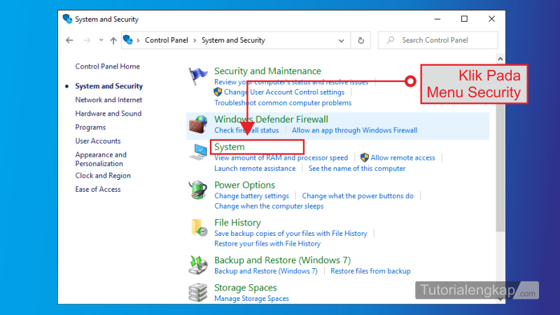 tutorialengkap 3 Cara Cek Type Windows , Apakah 32bit atau Windows 64bit pada laptop