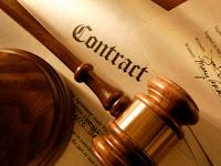 Subjek Hukum Kontrak