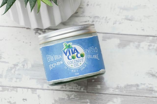 Vita Coco Coconut Oil Top 5 uses of coconut oil www.eyelinerflicks.com blog