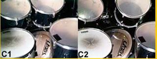 Posisi Letak Drumset yang Betul
