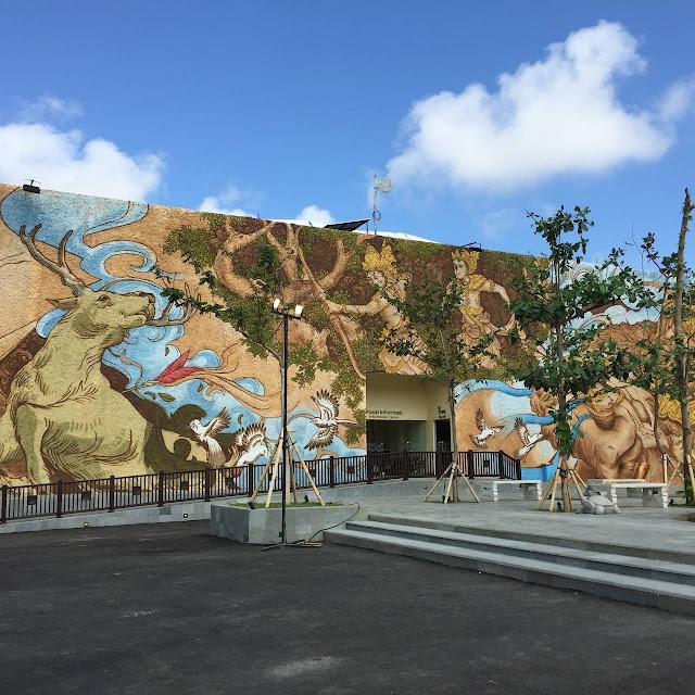 Mural Garuda Wisnu Kencana