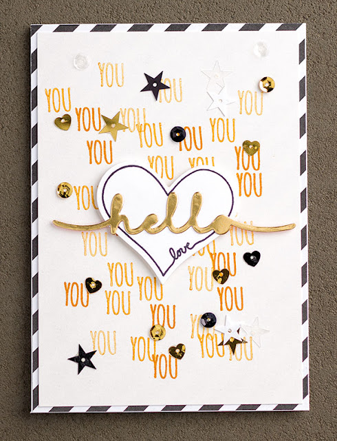 You're So Sweet, Stampin' Up!