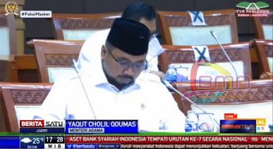 Gus Yaqut, Menteri Agama, Menag, Haji, Ibadah haji 2021, berita haji, berita haji terkini, berita haji terbaru,haji Indonesia, umroh,