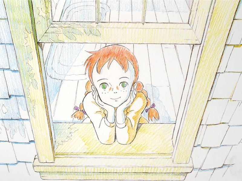 Anne Of Green Gables Anime Pictures Wallpaper Best Blog