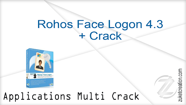 Rohos Face Logon 4.3 + Crack