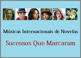Músicas Internacionais de Novelas