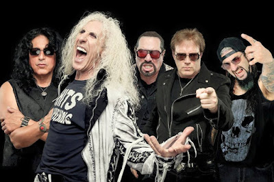 TWISTED SISTER - band