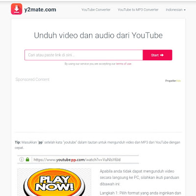 Cara Simpel Download Video dari Youtube Tanpa Aplikasi