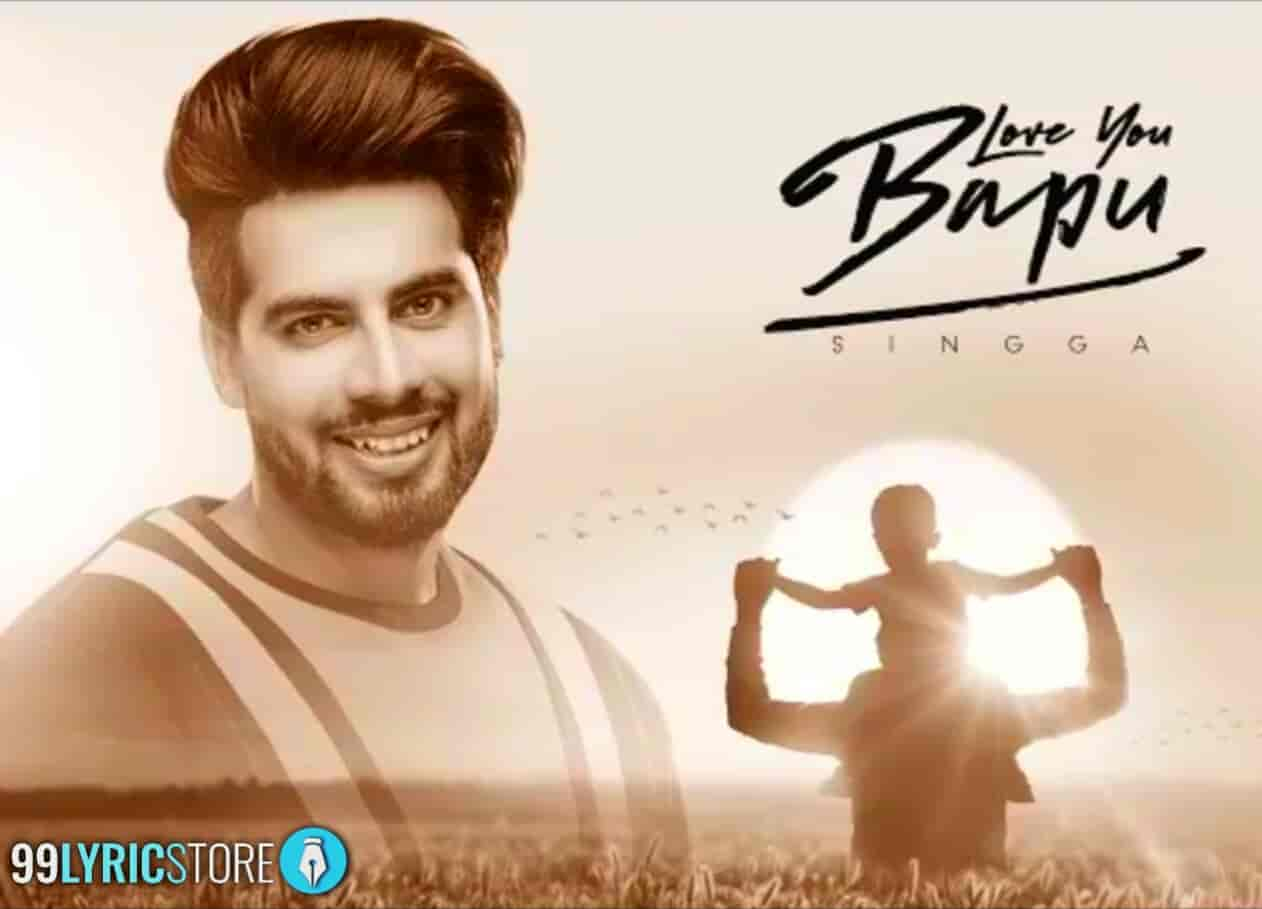 Love You Bapu Punjabi Song Images By Singga