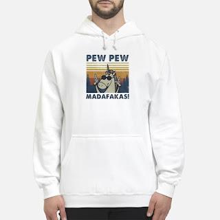 Unicorn Pew Pew Madafakas Vintage Shirt 6