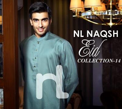 89e497f9 Nishat Linen NAQSH - Eid Kurta Collection 2014/2015 | Gents Kurta Shalwar  For Eid 2014