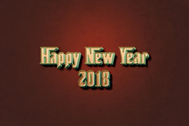 happy new year 2018 hd picture
