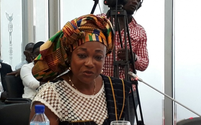 Mahama is 'wicked, an embarrassment' - Otiko Djaba