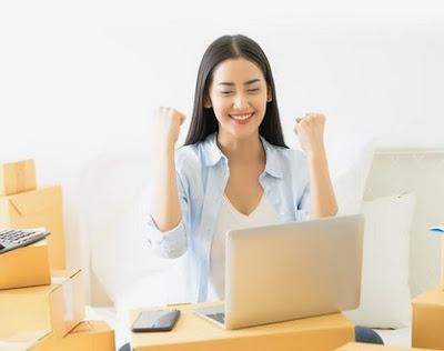 peluang bisnis sampingan online yang sangat menjanjikan