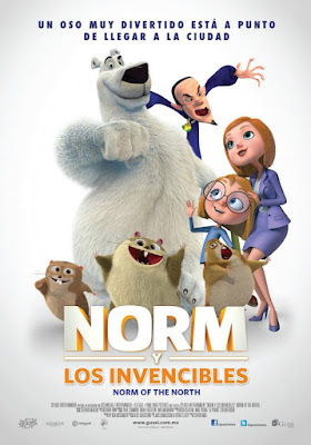 Norm Of The North 2016 DVD R4 NTSC Latino