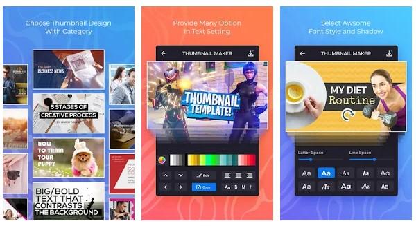 Aplikasi membuat thumbnail di Android