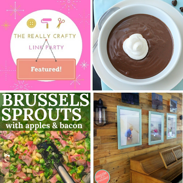 The Really Crafty Link Party #101 featured posts