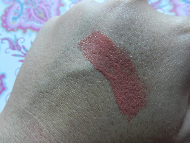 Rimmel Apocolips Lip Lacquer in Luna Swatch