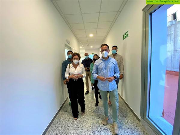 Cabildo de La Palma y Universidad de La Laguna respaldan al alumnado afectado por la erupción